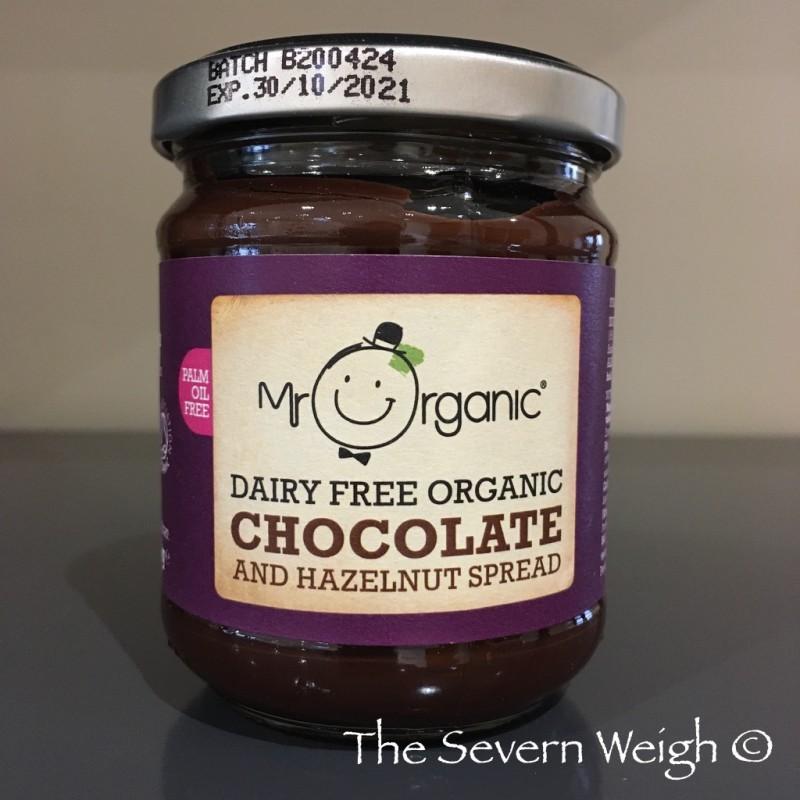 Chocolate & Hazelnut Spread (16% Dairy Free)