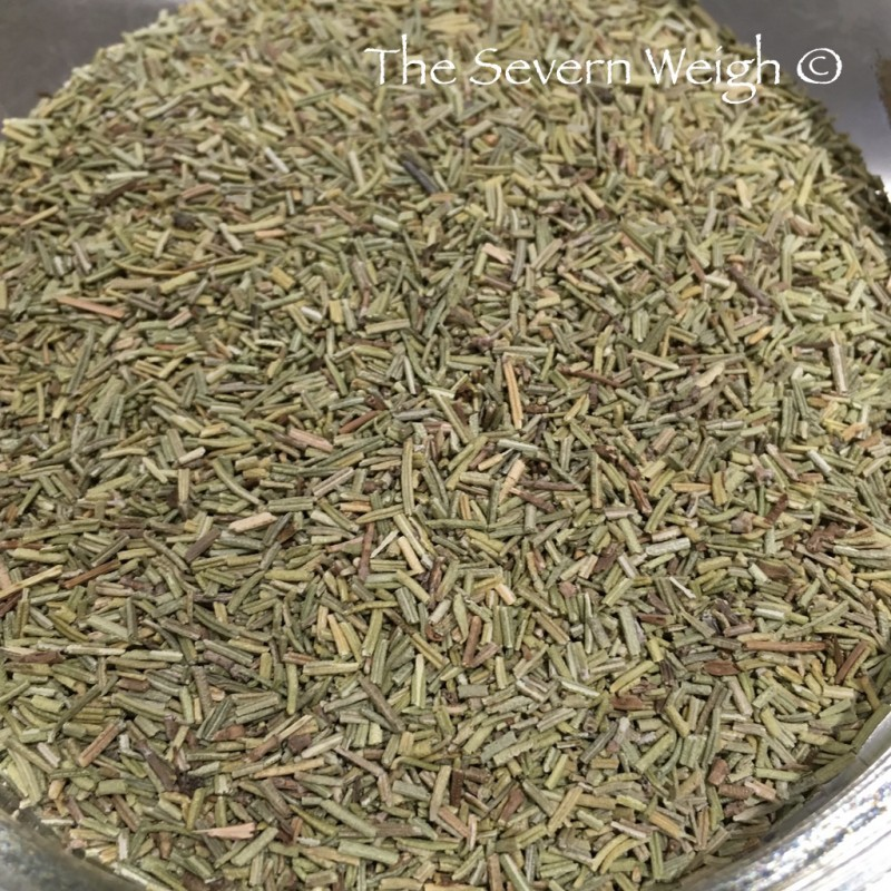 Rosemary (Finely Chopped) Organic
