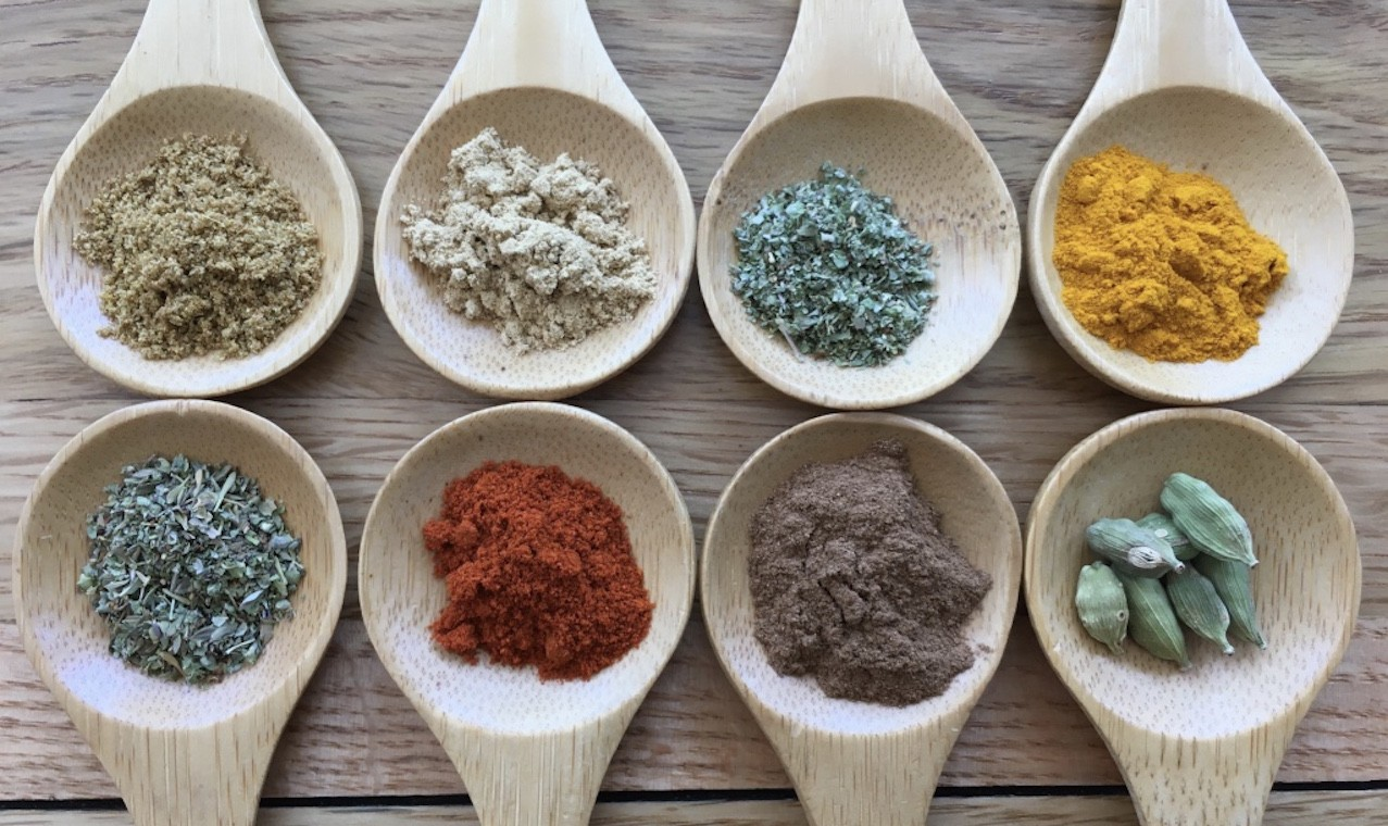 Organic Loose Herbs and Spices